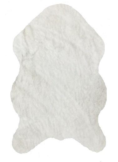 Giz Home Osa Süet Rabbit Post Beyaz Beyaz